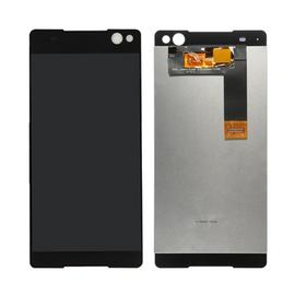 HQ OEM Sony Xperia C5 Ultra / E5506 / E5533 / E5563 / E5553 LCD Display Screen Οθόνη + Touch Screen Digitizer Μηχανισμός Αφής Black