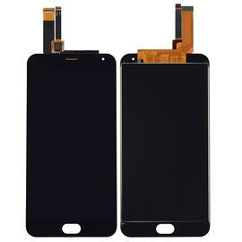 HQ OEM Meizu M2 Note M571H Lcd Display Screen Οθόνη + Touch Screen Digitizer Μηχανισμός Αφής Black