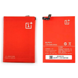 Original OnePlus One BLP571 Battery Μπαταρία 3000mAh Li-Pol (Bulk)