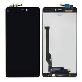 Γνήσιο Original Xiaomi Mi4C LCD Display Screen Οθόνη + Touch Screen Digitizer Μηχανισμός Αφής Black