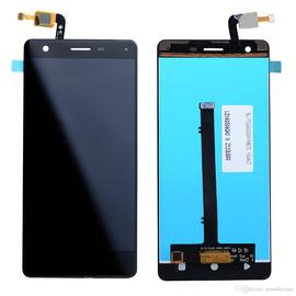 HQ ZTE V770 LCD Display Screen Οθόνη + Touch Screen Digitizer Μηχανισμός Αφής Black