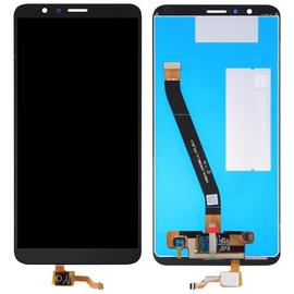 HQ OEM Huawei P smart 2018, Psmart 2018, (FIG-L31 FIG-LX1 FIG-L21) LCD Display Assembly Οθόνη + Touch Screen Digitizer Μηχανισμός Αφής Black (GRADE AAA+++)