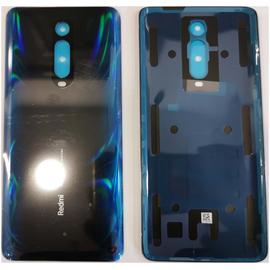 Γνήσιο Original Xiaomi Mi 9T Pro Mi9T Pro, Mi9t, Mi 9T, BACK REAR BATTERY COVER ΚΑΠΑΚΙ ΚΑΛΥΜΜΑ ΜΠΑΤΑΡΙΑΣ BLUE (Service Pack By Xiaomi)