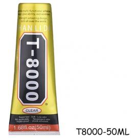 Zhanlida T-8000, T8000 glue 50ml Ειδική Αδιάβροχη Κόλλα για Συγκόλληση Οθόνης σε κινητά τηλέφωνα και Tablet