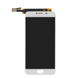 Γνήσιο Original Umi Z pro LCD Display Screen Οθόνη + Touch Screen Digitizer Μηχανισμός Αφής White