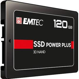 EMTEC POWER PLUS SSD 2.5'' Solid State Drive 120GB SATA III  Σκληρός Δίσκος