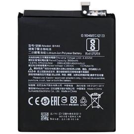 Γνήσια Original Xiaomi Redmi Note 6 BN46 Battery Μπαταρία  4000mAh Li-Ion-Polymer (Bulk)