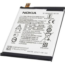 Γνήσια Original Nokia 5 (TA-1024) Dual Sim (TA-1053) Battery Μπαταρία 2900mAh (Bulk) HE336 / HE321