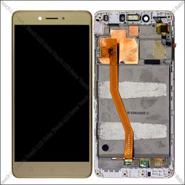 Γνήσια Original Lenovo K6 Note K53A48 LCD Display Screen Οθόνη + Touch Screen Digitizer Μηχανισμός Αφής Gold