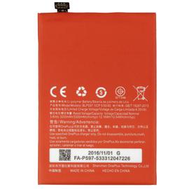 Γνήσια Original OnePlus 2 Two Battery Μπαταρία 3000mAh Li-Pol (Bulk) BLP597 (Grade AAA+++)