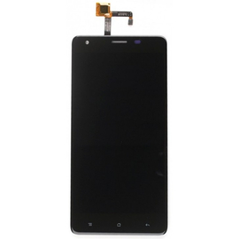 HQ OEM Oukitel K6000 PRO Οθόνη LCD Display Screen + Touch Screen Digitizer Μηχανισμός Αφής Black