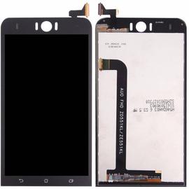 HQ OEM Asus ZenFone Selfie ZD551KL LCD Display Screen Οθόνη + Touch Screen Digitizer Μηχανισμός Αφής Black