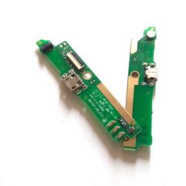 Γνήσιο Original Alcatel POP 3(5.5) OT-5025D Καλωδιοταινία Φόρτισης SUB Usb Plug Charging Board (Charging Dock Flex) + Mic Μικρόφωνο Bulk