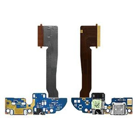 Γνήσιο Original HTC ONE M8 Καλωδιοταινία φόρτισης Charging Micro Usb Dock Flex (Grade AAA+++)
