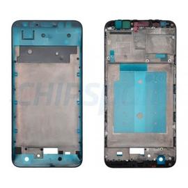 Γνήσιο Original Huawei Mate 10 Lite (RNE-L21) (RNE-L01) Μεσαίο Πλαίσιο Middle Frame black