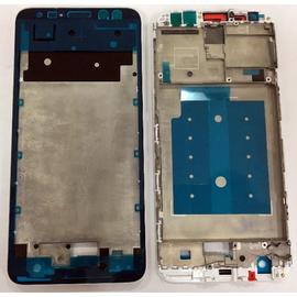 Γνήσιο Original Huawei Mate 10 Lite (RNE-L21) (RNE-L01) Μεσαίο Πλαίσιο Middle Frame White