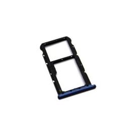Γνήσιο Original Huawei Mate 10 lite Sim Card Tray Micro SD Tray Θήκη κάρτας Blue 51661HAV 51661GML