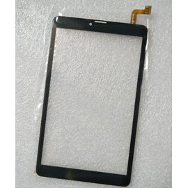 Γνήσιο Original MLS Brace 2018 4G IQM801 PG1052-FPC-A0 Tablet 8'' Touch Screen Digitizer Μηχανισμός Αφής Τζάμι Black​