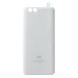HQ OEM Xiaomi Mi6 Mi 6 Battery cover Καπάκι Μπαταρίας White (Grade AAA+++)