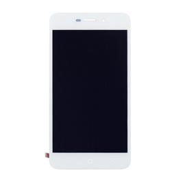 Γνήσιο Original ZTE Blade L5 LCD Display Screen Οθόνη + Touch Screen Digitizer Μηχανισμός Αφής + Πλαίσιο Frame White