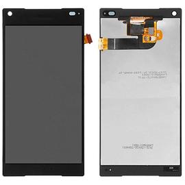 HQ OEM Sony Xperia Z5 Compact E5803 E5823 Display Screen Οθόνη + Touch Screen Digitizer Μηχανισμός Αφής Black