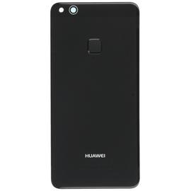 Γνήσιο Original Huawei P10 Lite WAS-LX2J WAS-LX2 WAS-LX1A WAS-L03T WAS-LX3 WAS-LX1 Battery Back Cover Πίσω Καπάκι Μπαταρίας + Fingerprint Sensor Black 02351FXB, 02351FWG (Service Pack By Huawei)