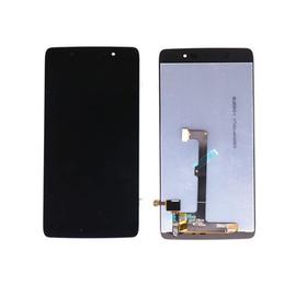 OEM HQ Alcatel one Touch Idol 4 6055 OT6055  Display Screen Οθόνη + Touch Screen Digitizer Μηχανισμός Αφής Black