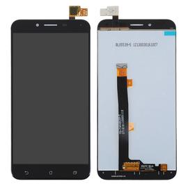 OEM HQ Asus Zenfone 3 Max 5.5 ZC553KL LCD Display Screen Οθόνη + Touch Screen Digitizer Μηχανισμός Αφής Touch Screen Digitizer Μηχανισμός Αφής Black