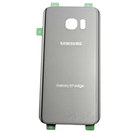 OEM HQ Samsung G935F Galaxy S7 Edge Battery cover Καπάκι Μπαταρίας Black