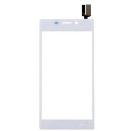 HQ OEM Sony Xperia M2 Black D2305 Touch Screen Digitizer Μηχανισμός Αφής White