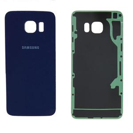 OEM HQ Samsung Galaxy S6 Edge Plus G928F G928 Battery cover Καπάκι Μπαταρίας Blue