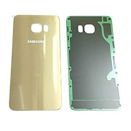 OEM HQ Samsung Galaxy S6 Edge Plus G928F G928 Battery cover Καπάκι Μπαταρίας Gold