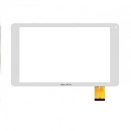 OEM HQ ARCHOS 10.1 PLATINUM 3G Touch Screen Digitizer Οθόνη Αφής ZYD101-70V01 White