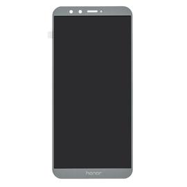 OEM HQ Huawei Honor 9 Lite, Honor 9 Youth (LLD-L31 LLD-AL00 LLD-AL10 LLD-TL10) LCD Display Screen Οθόνη + Touch Screen Digitizer Μηχανισμός Αφής Silver Grey