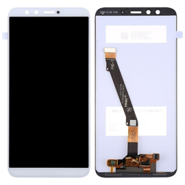 OEM HQ Huawei Honor 9 Lite, Honor 9 Youth (LLD-L31 LLD-AL00 LLD-AL10 LLD-TL10) LCD Display Screen Οθόνη + Touch Screen Digitizer Μηχανισμός Αφής White