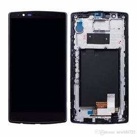 OEM HQ LG G4 H815 Οθόνη LCD Display Screen + Touch Screen Digitizer Μηχανισμός Οθόνης Αφής + Frame Bezel Πλαίσιο Πρόσοψη Black (Grade AAA+++)