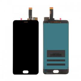 OEM HQ Meizu M6 M711H M711Q Οθόνη LCD Display Screen + Touch Screen Digitizer Μηχανισμός Οθόνης Αφής Black (Grade AAA+++)