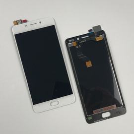 OEM HQ Meizu Meilan M6 Note M721h Οθόνη LCD Display Screen + Touch Screen Digitizer Μηχανισμός Οθόνης Αφής White (Grade AAA+++)