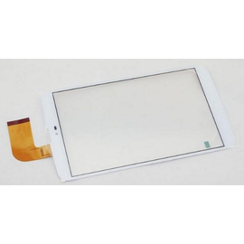 "OEM HQ MLS IQTAB 3G 8"" IQ8123K XCL-S80006A-FPC9.0 Touch screen Digitizer Μηχανισμός Αφής Τζάμι White"