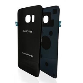 OEM HQ Samsung G935F SM-G935F Galaxy S7 Edge Battery cover Καπάκι Μπαταρίας Black
