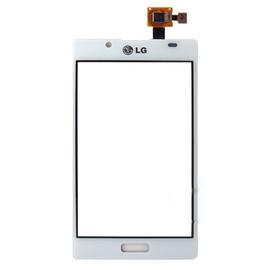 HQ OEM LG P700 Touch Screen Digitizer Μηχανισμός Αφής White