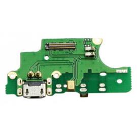 HQ OEM Nokia 5 TA-1024, TA-1053 Dual Sim Micro USB Charging Dock Connector Flex-Subboard Κονέκτορας Φόρτισης (Grade AAA+++)
