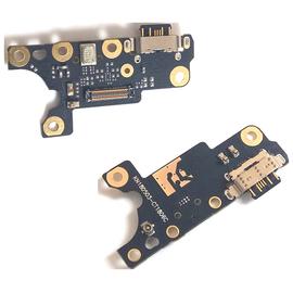 HQ OEM Nokia 7 Plus TA-1062 Type-C USB Charging Dock Connector Flex-Subboard Κονέκτορας Φόρτισης (Grade AAA+++)