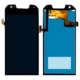 OEM HQ Caterpilar Cat S60 Lcd Display Screen Οθόνη + Touch Screen Digitizer Μηχανισμός Αφής Black (Grade AAA+++)
