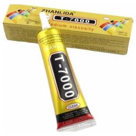 Zhanlida T-7000 glue 110ml Ειδική Αδιάβροχη Κόλλα Μαύρη για Συγκόλληση Οθόνης σε κινητά τηλέφωνα και Tablet