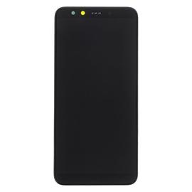 Γνήσιο Original Xiaomi MiA2, Mi A2, Mi 6x LCD Display Assembly Οθόνη + Touch Screen Digitizer Μηχανισμός Αφής+ Frame Πλαίσιο Black