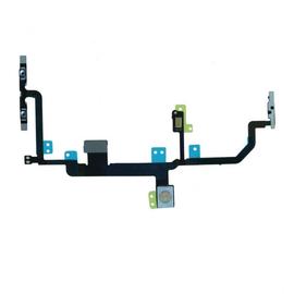 OEM HQ Iphone 8 Plus, Iphone8 Plus Καλωδιοταινία Ήχου Πλαϊνά Πλήκτρα Volume Flex Cable + On/Off (Grade AAA+++)