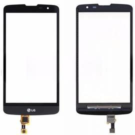 OEM HQ LG L80 Bello D331 Touch Screen Digitizer Μηχανισμός Αφής Black (Grade AAA+++)