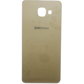 Γνήσιο Original Samsung Galaxy A7 2017 SM-A710 Back Battery Cover Καπάκι Μπαταρίας Gold Bulk