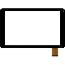OEM HQ Tablet 10.1'' MLS IQ1310 TYPE A ARCHOS 101 PLATINUM 3G AC101PL3GV2 HK10DR2796 Touch screen Digitizer Οθόνη Αφής Τζάμι White